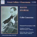 Haydn/Dvorák: Cello Concertos