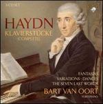 Haydn: Klavierstücke