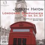 Haydn: Londoner Symphonien Nr. 98, 94, 97
