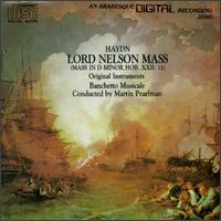 Haydn: Lord Nelson Mass - James Maddalena (baritone); James Maddalena; Pamela Dellal (mezzo-soprano); Pamela Dellal; Sharon Baker (soprano);...
