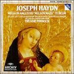 Haydn: Nelson Mass; Te Deum