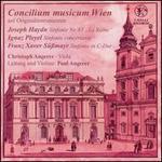 """Haydn: Sinfonie Nr. 84 """"La Reine""""; Pleyel: Sinfonie concertante; Sußmayr: Sinfonie in C-Dur"""