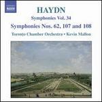 Haydn: Symhponies, Vol. 34