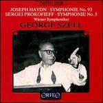 Haydn: Symphonie No. 93; Sergei Prokofieff: Symphonie No. 5