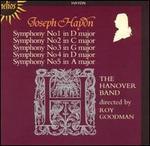 Haydn: Symphonies Nos. 1-5
