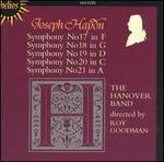 Haydn: Symphonies Nos. 17-21