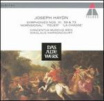 "Haydn: Symphonies Nos. 31 (""Hornsignal""), 59 (""Feuer""), 73 (""La chasse"")"