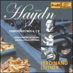 Haydn: Symphonies Nos. 6, 7, 8