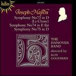 Haydn: Symphonies Nos. 73-75