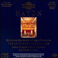 Haydn: Symphonies Nos. 88-92; Sinfonia Concertante - Gerhard Turetschek (oboe); Michael Werba (bassoon); Rainer Kuchl (violin); Wolfgang Herzer (cello);...