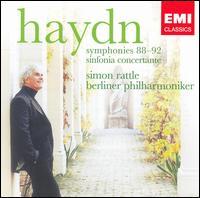 Haydn: Symphonies Nos. 88-92; Sinfonia Concertante - Georg Faust (cello); Jonathan Kelly (oboe); Stefan Schweigert (bassoon); Toru Yasunaga (violin);...