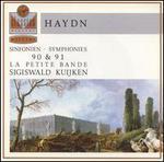 Haydn: Symphonies Nos. 90 & 91