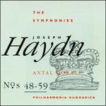 Haydn: Symphony Nos.48-59