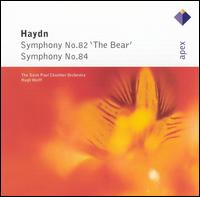 Haydn: Symphony Nos. 82 & 84 - Saint Paul Chamber Orchestra; Hugh Wolff (conductor)