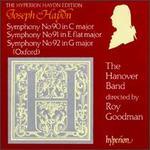 Haydn: Symphony Nos. 90, 91 & 92
