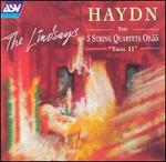 """Haydn: The 3 String Quartets Op. 55 """"Tost II"""""""