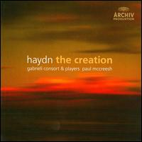Haydn: The Creation - Mark Padmore (tenor); Miah Persson (soprano); Neal Davies (bass); Peter Harvey (baritone); Ruth Massey (contralto);...