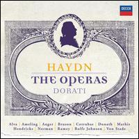 Haydn: The Operas - Alan Titus (baritone); Aldo Baldin (tenor); Anthony Rolfe Johnson (tenor); Arleen Augér (soprano); Barbara Hendricks (soprano); Benjamin Luxon (baritone); Claes-Håkan Ahnsjo (tenor); Domenico Trimarchi (baritone); Edith Mathis (soprano)