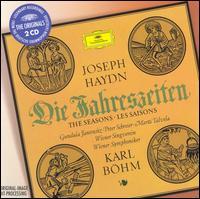 Haydn: The Seasons - Gundula Janowitz (soprano); Martti Talvela (bass); Peter Schreier (tenor); Wiener Symphoniker; Karl Böhm (conductor)