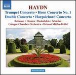 Haydn: Trumpet Concerto; Horn Concerto No. 1; Double Concerto; Harpsichord Concerto