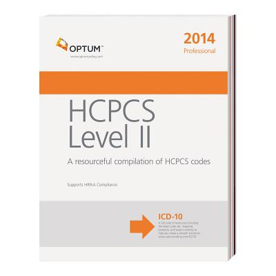 HCPCS Level II Professional (Softbound) 2014 - Optum