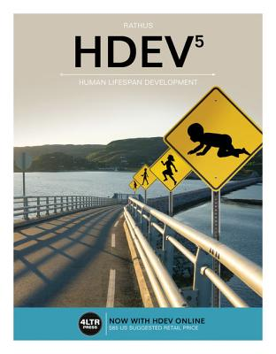 Hdev (with Hdev Online, 1 Term (6 Months) Printed Access Card) - Rathus, Spencer A