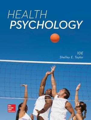Health Psychology - Taylor, Shelley E, Professor
