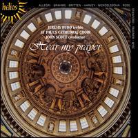 Hear My Prayer - Alan Green (tenor); Andrew Burden (tenor); Andrew Lucas (organ); Charles Gibbs (bass); Jeremy Budd (treble);...