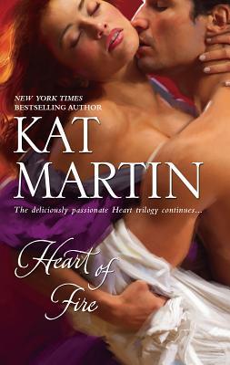 Heart of Fire - Martin, Kat