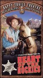 Heart of the Rockies - Joseph Kane