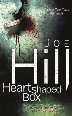 Heart-Shaped Box - Hill, Joe