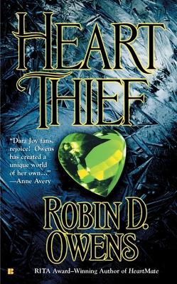 Heart Thief - Owens, Robin D