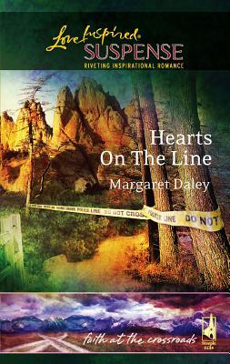 Hearts on the Line - Daley, Margaret