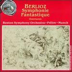 Hector Berlioz: Symphonie Fantastique; Overtures