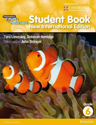 Heinemann Explore Science 2nd International Edition Student's Book 6 - Stringer, John, and Herridge, Deborah