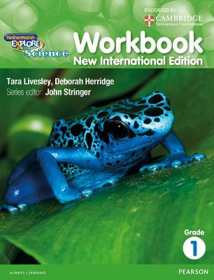 Heinemann Explore Science 2nd International Edition Workbook 1 - Stringer, John, and Herridge, Deborah