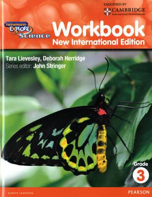 Heinemann Explore Science 2nd International Edition Workbook 3 - Stringer, John, and Herridge, Deborah