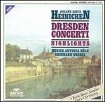 Heinichen: Dresden Concerti Highlights