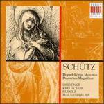 Heinrich Sch�tz: Doppelch�rige Motetten