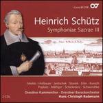 Heinrich Schütz: Symphoniae Sacrae III