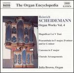 Heinrich Scheidemann: Organ Works, Vol. 4