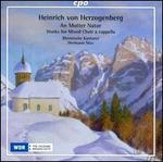Heinrich von Herzogenberg: An Mutter Natur