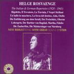 Helge Rosvaenge: The Italian & German Repertoire (1928-1943)