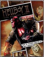 Hellboy II: The Golden Army [2 Discs] [Includes Digital Copy] [UltraViolet] [Blu-ray/DVD] - Guillermo del Toro