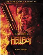 Hellboy [Includes Digital Copy] [Blu-ray/DVD]