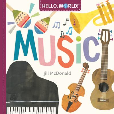Hello, World! Music - McDonald, Jill