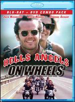 Hell's Angels on Wheels [2 Discs] [Blu-ray/DVD] - Richard Rush