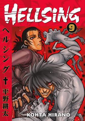 Hellsing, Volume 9 - Hirano, Kohta