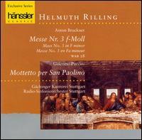 Helmuth Rilling - Elisabeth Glauser (alto); Gunter Teuffel (viola); Matthias Goerne (baritone); Uwe Heilmann (tenor);...