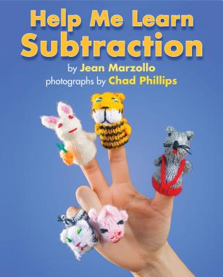 Help Me Learn Subtraction - Marzollo, Jean, and Philips, Chad, and Phillips, Chad (Photographer)